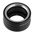 M42 Screw Mount Lens to Micro 4/3 Mount Adapter