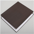 "Photo Boxes Premium Brown 24-1/2"" x 20-1/2"" x 1"""
