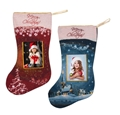 Christmas Photo Stocking Light-up