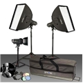 Strobelite Plus 3-Light Photo Kit