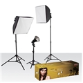 Continuous Light Photo Video Kit