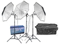 Photo Video Continuous Light Umbrella Kits