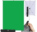 X-Drop Photo Background Kit-Green