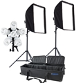 Spiderlite TD6 2-Light Window Light Kit Deluxe