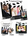 Hollywood Clapboard Photo Frames