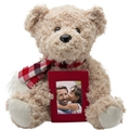 Christmas Bear Picture Frame