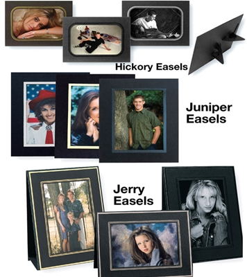 Cardboard Photo Easels