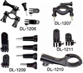 GoPro® Adapters & Mounts