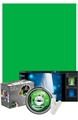 PhotoKey 5 Standard Green Screen Software Bundle and Background