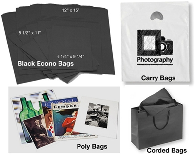 Photo Presentation Bags