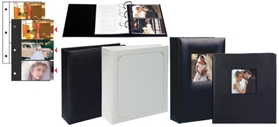 Professional Album 4x5-2, 4x6-2 & 5x7-1 Plain & Window