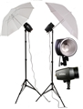 Photo Flash Umbrella Kit