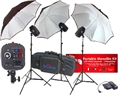 3 Monolite Photo Flash Kit