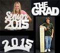 Grad Photo Display