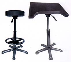 Econo Pneumatic Stool or Table