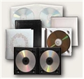 CD/DVD Storage Albums
