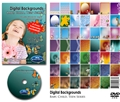 Digital Backgrounds Baby, Child Teen Series