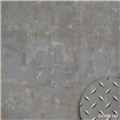 Diamond Plate Grunge Floor Drop 5 x 7
