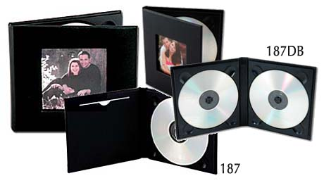 CD/DVD Photo Case