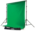 Green Screen Photo Backdrop and Stand