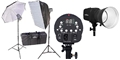 Photo Flash SoftBox Kit