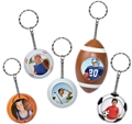 Sports Photo Keychains