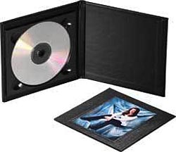 CD Photo Presentation Case