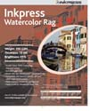 Inkpress Watercolor Rag Cool Inkjet Paper