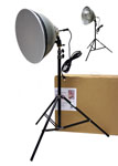 5000K Cool Light Photo Video Kit