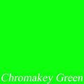 Green Chroma-Key Muslin