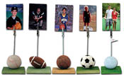Sport Clip Photo Stands