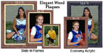 Wood Photo Plaques