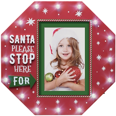 picture frame 4x6 christmas