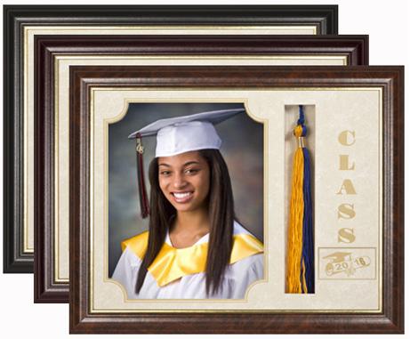 school graduate picture frames - Diploma Frames With Tassel Holder
