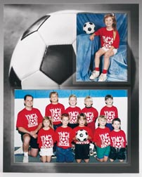 Sports Team Display Frames