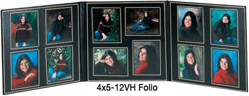 Senior Picture Folios