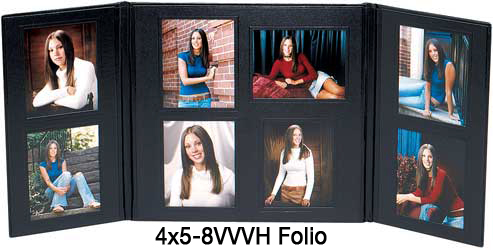 Senior Photo Portfolios