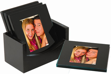 Photo Acrylic Paperweights