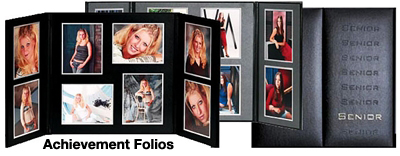 Graduate Multi Photo Folios