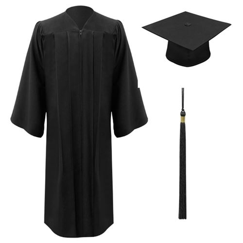 Grad Gowns for portraits