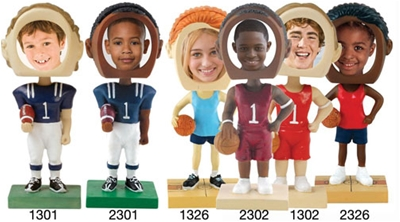 Bobble Head Displays