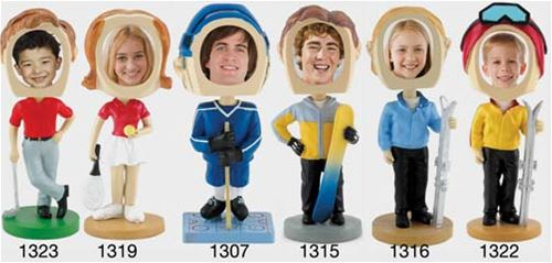 Photo Bobble Heads Custom