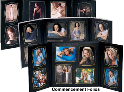 Senior Multi Photo Folios