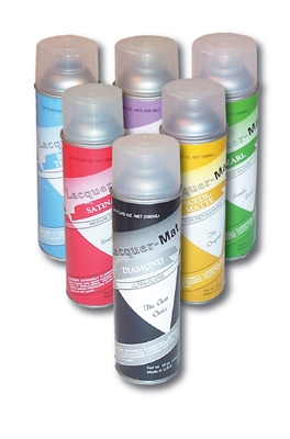 Photographic Protective Sprays