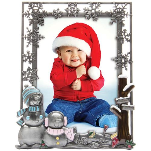 Christmas Holiday Picture Frame