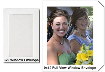 Picture Window Envelopes