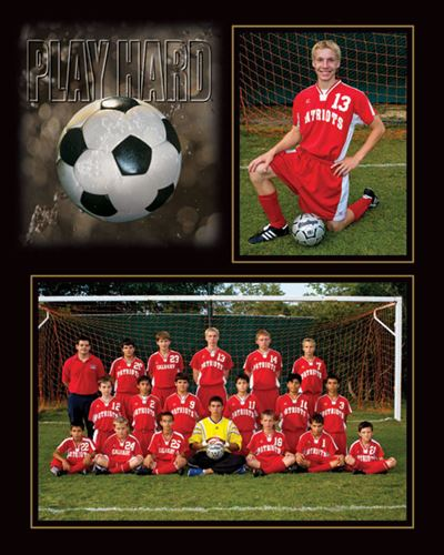 Sports Photo Memory Mate Play Hard