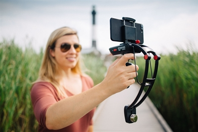 Easy to use camera stabilizer