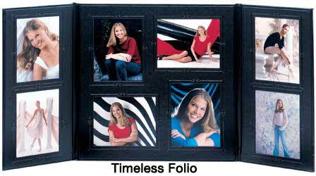 8 Photo Folios