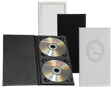DVD Holders Single Double